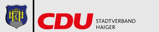 CDU Stadtverband Haiger